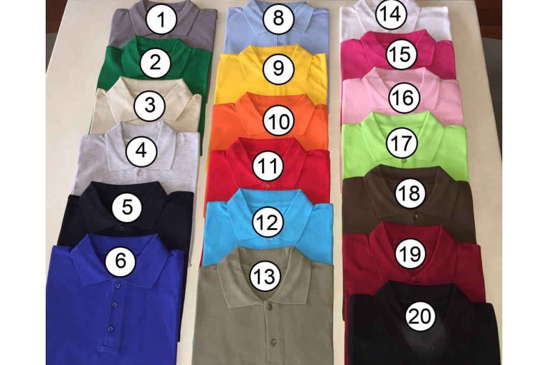 T-Shirt Lacost Renkleri