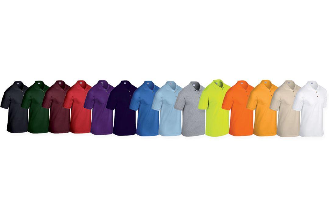 T-Shırt Renkleri